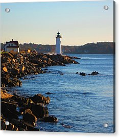 Coast Guard New Castle Nh Acrylic Print