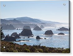 Coastal California - 474 Acrylic Print by Stephen Parker
