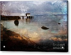 Coastal Path Acrylic Print