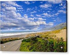 Coastal Road Acrylic Print