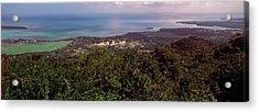 Coastline, Mauritius Island, Mauritius Acrylic Print