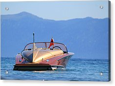 Cobra At Tahoe Acrylic Print