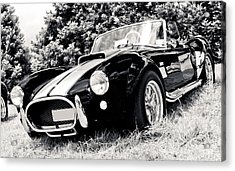 Cobra Sports Car Acrylic Print by Phil 'motography' Clark