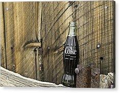 Coca-cola Bottle Return For Refund 9 Acrylic Print