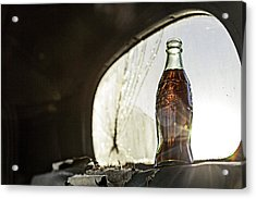 Coca-cola In The Light Of Day 2 Acrylic Print