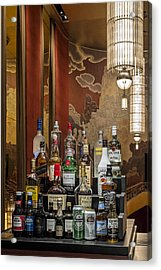 Cocktail Hour Acrylic Print by Susan Candelario