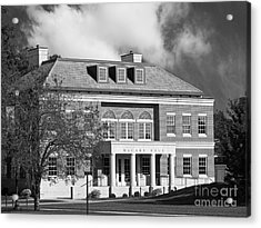 Coe College Mc Cabe Hall Acrylic Print by University Icons