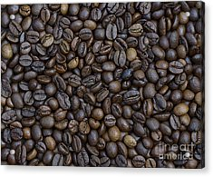 Coffee  Acrylic Print by Bobby Mandal
