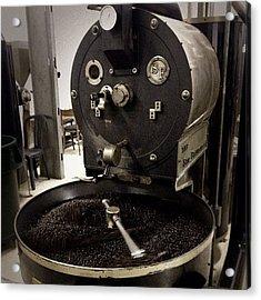 #coffee #coffeebeans #beans #roaster Acrylic Print