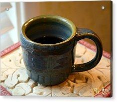Coffee Connoisseur No.5 Acrylic Print