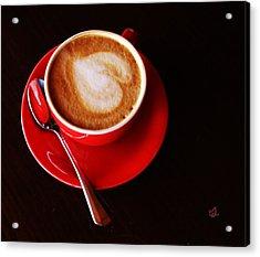 Coffee For Lovers Acrylic Print