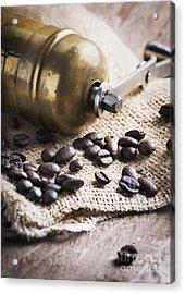 Coffee Mill Acrylic Print by Jelena Jovanovic