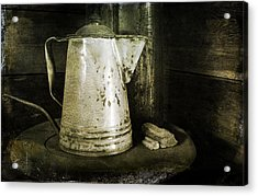 Little Coffee House On The Prairie Acrylic Print