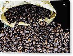 Coffee Unmilled  Acrylic Print