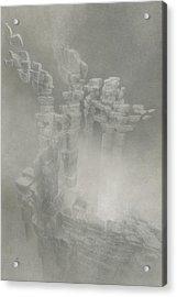 Coherence Acrylic Print by Mark  Reep