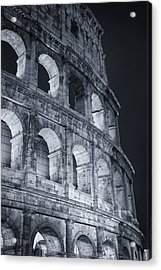 Colosseum Before Dawn Acrylic Print
