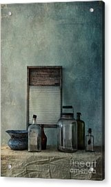 Collection Acrylic Print by Priska Wettstein