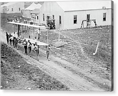 College Park Airfield Acrylic Print by Library Of Congress