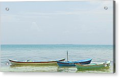 Colombia, San Bernardo Islands Acrylic Print