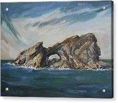Colombretes Island II Acrylic Print by Stefano Popovski