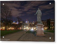 Colonel William Prescott Acrylic Print