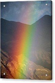 Color Blind Acrylic Print by John Glass