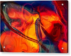 Color Conception Acrylic Print by Omaste Witkowski