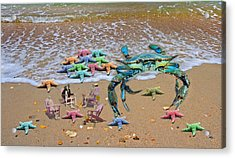 Color Creations Acrylic Print
