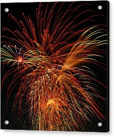Color Design Acrylic Print by Optical Playground By MP Ray
