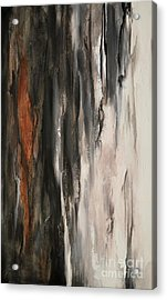 Color Harmony 19 Acrylic Print by Emerico Imre Toth