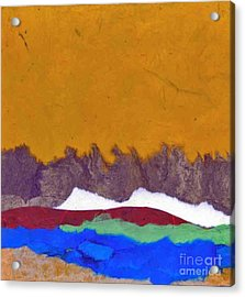 Color Land Acrylic Print