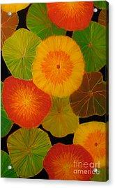 Color Splash 5 Acrylic Print