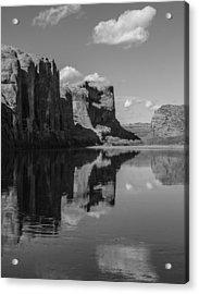 Colorado Currents Acrylic Print