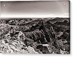 Colorado Dark Side Acrylic Print by Juan Carlos Diaz Parra