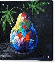 Colorado Pear Acrylic Print by Torrie Smiley