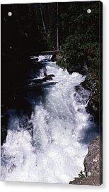 Colorado Rapids Acrylic Print