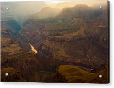 Colorado River Grand Canyon Acrylic Print