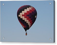 Colorful Balloon  Acrylic Print by Miguelito B