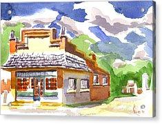 Colorful May Morning Acrylic Print