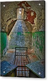 Colorful Rust At Esp Acrylic Print