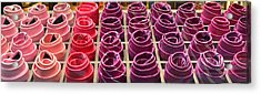 Colorful Ties Acrylic Print by Dany Lison
