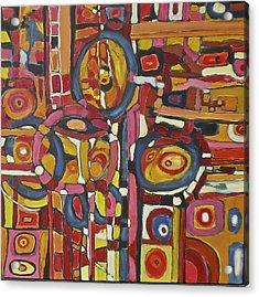 Coloroso # 11 Acrylic Print