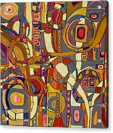 Coloroso # 16 Acrylic Print