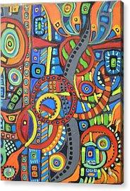 Coloroso #21 Acrylic Print