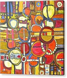 Coloroso #4 Acrylic Print