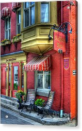 Colors Of Quebec 4 Acrylic Print