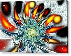 Colors Of The Spirit Acrylic Print