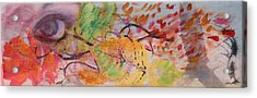 Colors Of The Winds Acrylic Print