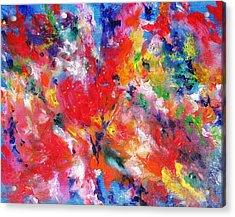 Colorscape 17. Spring Acrylic Print