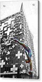 Colour Balance Acrylic Print